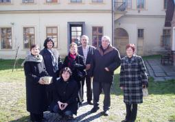 2009 – visit by colleagues from Opole, Kutná Hora