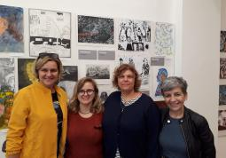 2019 – colleagues from Opole in Lidice