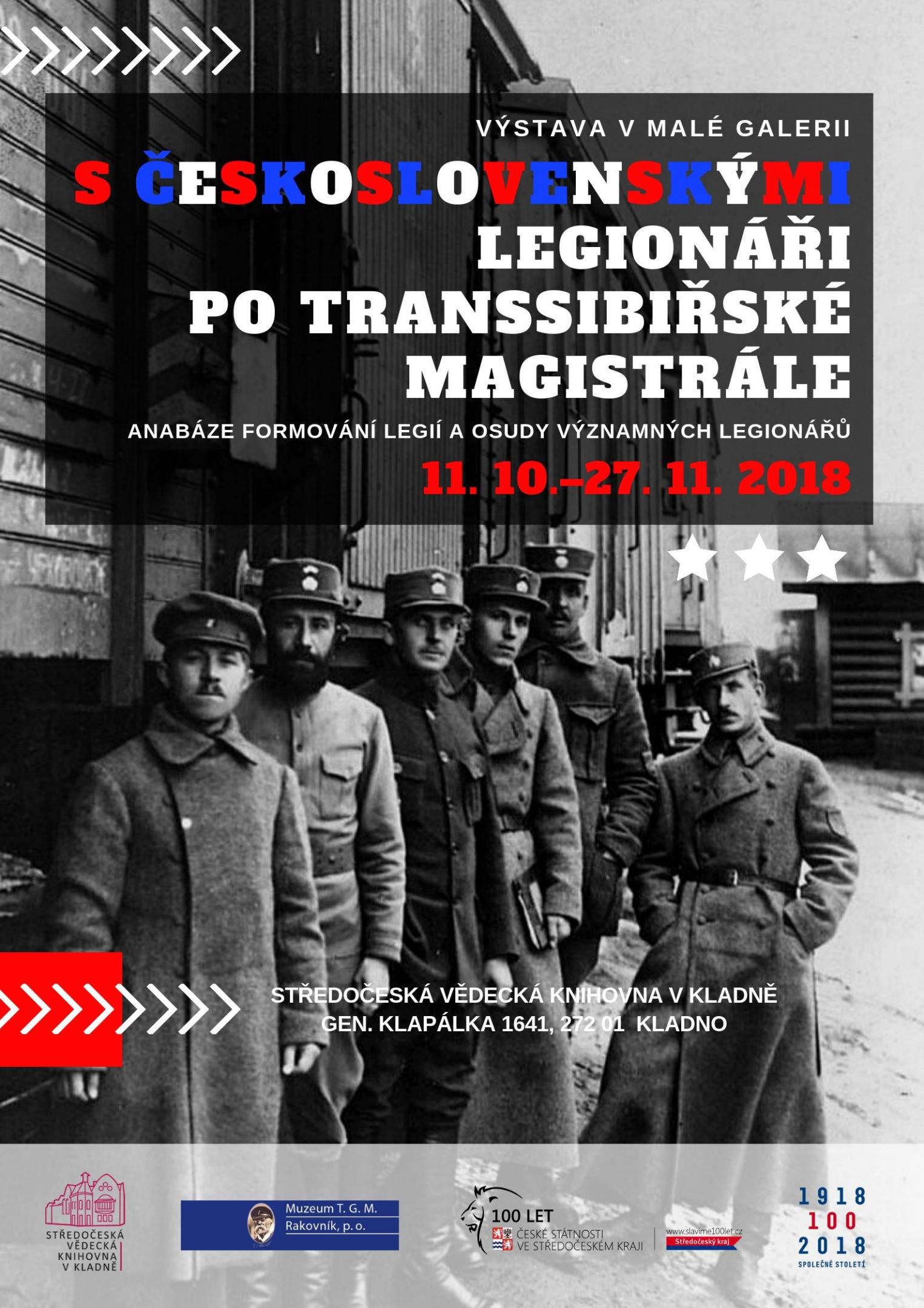 ac23b186e9 Fotogalerie S československými legionáři po Transsibiřské magistrále -  portrét